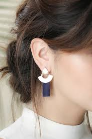 eco earrings shlomit ofir eco earrings shlomit ofir