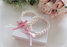 party favor bracelets best 25 flower girl bracelets ideas on flower girl