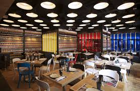 vi cool restaurant design hong kong by concrete caandesign