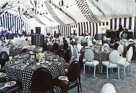 Black And White Ball Decoration Ideas Custom Printing U2013 Lumiere Fabrics