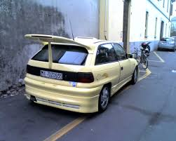 opel astra tuning 2 by davi80 opel pinterest cars
