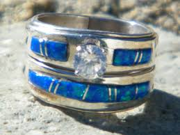 indian wedding band american wedding rings navajo wedding sets and zuni wedding