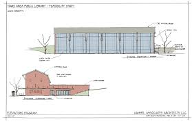 mars public library hammel associates architects