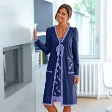 peignoir de chambre peignoirs robes de chambre femme blancheporte