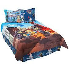 Minecraft Bed Linen - amazon com lego movie 4 piece full comforter set frenzy home