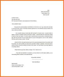 termination letter sow template