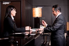 front desk hospitality training can generate future business