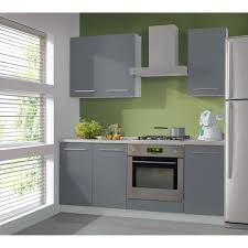 cuisine gris et vert element de cuisine gris mobilier design décoration d intérieur