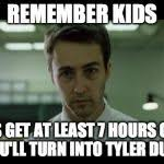 Fight Club Memes - welcome to fight club meme generator imgflip