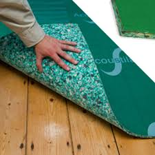Laminate Floor Padding Underlayment 3 10mm Acoustilay Underlay 1 44m2