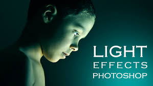 photoshop tutorial how to get special light photo effects on