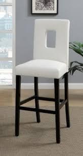 Ivory Bar Stools Rectangular Upholstered Bar Stool Foter
