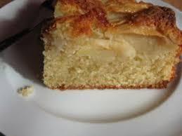 cuisine gateau aux pommes gâteau aux pommes et amandes recette ptitchef