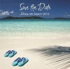 Destination Wedding Save The Date A Guide To Beach Wedding Stationery The Wedding Community Blog