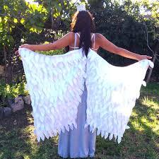 Halloween Costume Angel Wings Flying Kiss Flap Wings Xx Adults