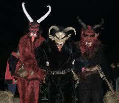 Krampus Halloween Costume Cryptomundo Krampus