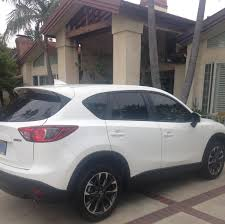 mazda interior cx5 new tints on my new car cx 5 gt 2016 5 parchment and black