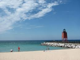 beaches in charlevoix michigan