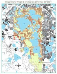 Florida Wetlands Map by Lakeshore U0026 Wetland Impact Permits
