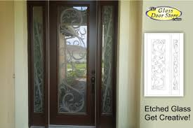 front door glass designs etched glass doors frosted glass doors tropical glass doors