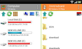 transfer apk files from pc to android wifi pc file explorer android apps on play