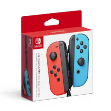 Bed And Bath Bath Accessories Shopko by Nintendo Switch Joy Con Pair Red And Blue Neon Shopko