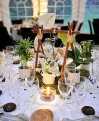 d coration mariage chetre pot en terre un bel objet décoratif centre de table pour mariage