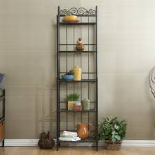 Metal Bakers Rack Furniture Bakers Rack Big Lots Metal Bakers Rack Folding