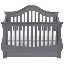 Convertible Crib With Toddler Rail Ashbury 4 In 1 Convertible Crib With Toddler Rail Jcpenney