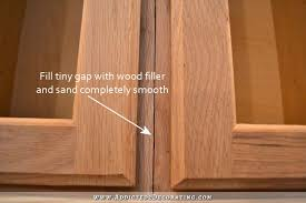 convert wood cabinet doors to glass fridge wall progress converting wood cabinet doors to glass and