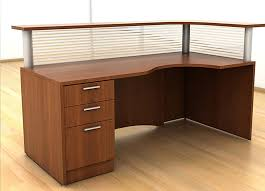 Reception Desk Wood Reception Furniture By Cubicles