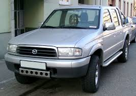 nissan pickup 1997 mazda b series wikipedia