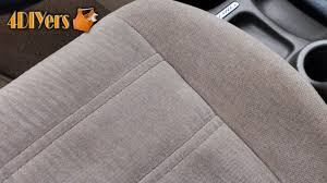 Vehicle Upholstery Cleaner Diy Automotive Upholstery Shampooing Youtube