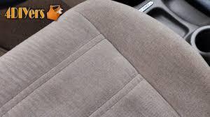 Interior Car Shampoo Diy Automotive Upholstery Shampooing Youtube