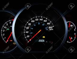 car dashboard close up of car dashboard gauges stock photo picture and royalty