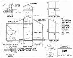 13 free greenhouse plans greenhouse blueprints marvellous design