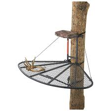guide gear magnum hang on tree stand 177437 hang on