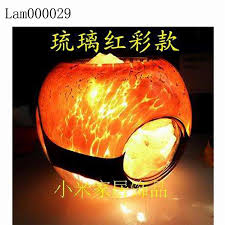 the himalayan crystal salt lamp creative fashion decoration small