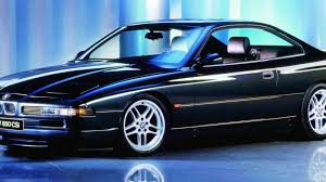 the 8 series was one of bmw u0027s best failed experiments