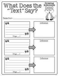 reading comprehension printables for any chapter book summary