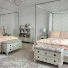 Pink And Grey Girls Bedroom Photos Hgtv