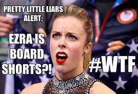 Ashley Wagner Meme - ashley wagner is not impressed see the skater s reaction to the top