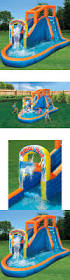 Backyard Blow Up Pools by Best 25 Inflatable Water Park Ideas On Pinterest Inflatable