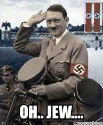 Advice Hitler Meme - jew