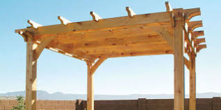 How To Build Your Own Pergola by Howtomakeanything How To Make A Dumbwaiter