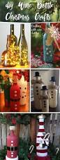 best 25 wine bottle christmas decor ideas on pinterest