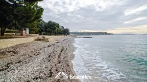 beach zelena laguna poreč croatia youtube