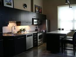 Stainless Steel Kitchen Countertops Stainless Steel Countertops With Integral Sink By Ridalco
