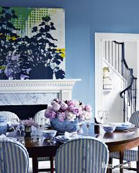 how to decorate with blue using blue in every room of the house