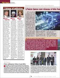 chambre d agriculture de l isere 38 isère magazine n 133 fév mar 2013 page 4 5 38 isère